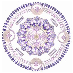 Mandala Androméda