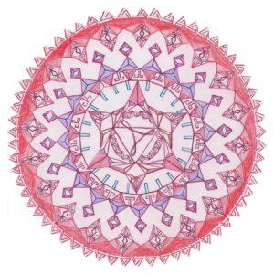 Mandala Odvaha