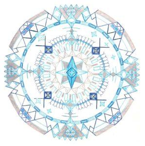 Mandala Plejády